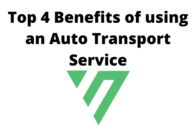 Benefits of using an Auto Transport Service
