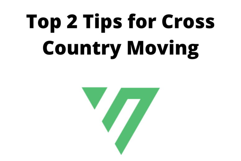 Tips for Cross Country Moving